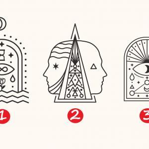 Изберете един от трите символа и разберете какво ви готви съдбата