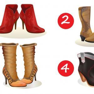 Кои ботуши бихте обули? Изборът издава същността ви