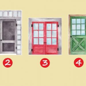 Зад коя врата бихте искали да видите какво ви очаква?
