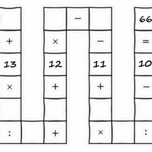 Можете ли да разрешите този виетнамски математически пъзел за 8-годишни деца?