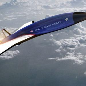 От Ню Йорк до Париж за 90 минути: Самолет ще може да се движи с Мах 5