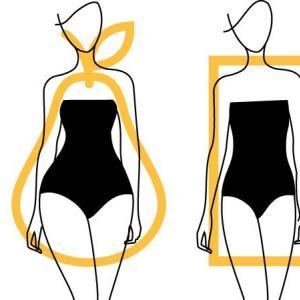 Каква е връзката между формата на тялото и отслабването?