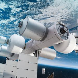 Blue Origin обяви планове за създаване на космическа станция