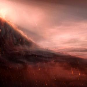 На тази екзопланета е толкова горещо, че вали железен дъжд