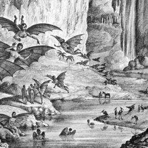 """Прословутата """"голяма лунна измама"""" от 1835-а е почти толкова странна, колкото и звучи"""