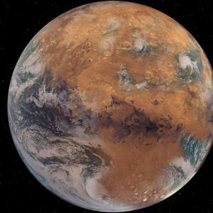Марс вероятно е твърде малък, за да бъде обитаем