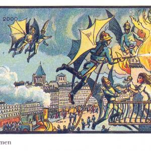 Как хората са си представяли бъдещето преди 120 години: 15 страхотни илюстрации