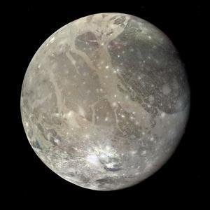 Астрономи откриха водни изпарения на Ганимед за първи път