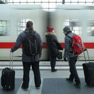 Франкфурт строи станция за зареждане на влакове, задвижвани от водород