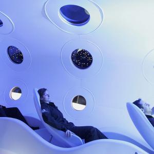 Ето как ще изглежда кабината за космически туризъм на