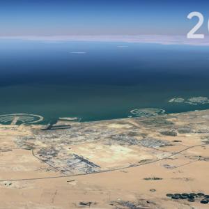 Google Earth показва влиянието на човека върху природата с нов инструмент