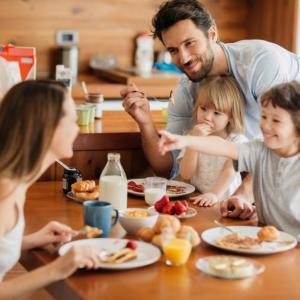 5 храни за пълно щастие - на всяка възраст