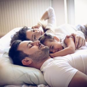 В едно легло с мама – време е за раздяла