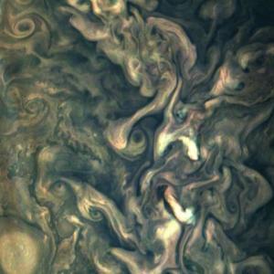 Тази нова снимка на Юпитер е великолепна