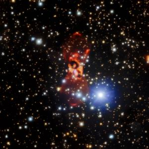 Звездна експлозия отпреди 350 години е била много по-мощна, отколкото сме предполагали
