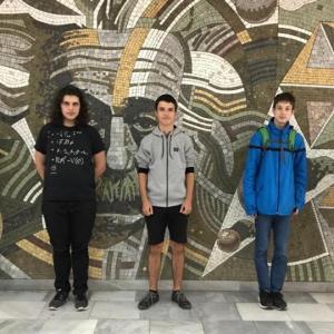 5 медала спечели българският отбор по физика на Международната олимпиада