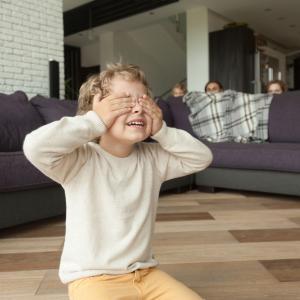 5 идеи за игри вкъщи с децата