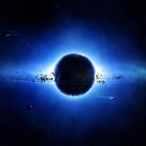 Черна дупка изчезна от галактиката си