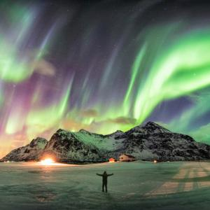 Гледайте северното сияние онлайн и на живо всяка вечер от дома си