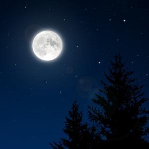"""Тази вечер ни очаква т.нар. Студена Луна и рядка планетарна """"целувка"""