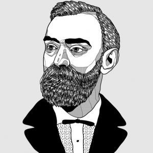 21 октомври - 188 години от рождението на Алфред Нобел
