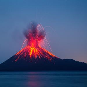 Ролята на вулканите за промените в климата