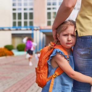 Когато детето не иска да се върне в училище