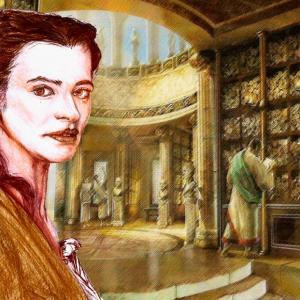 Убийството на най-великия учен на Александрия