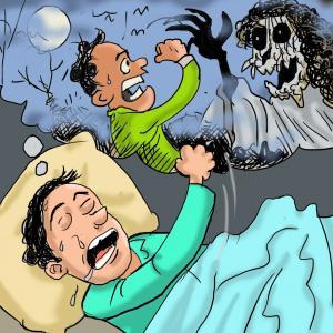 Защо кошмарите не са нещо лошо