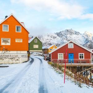 Виц: Какво не й харесвате на Норвегия?
