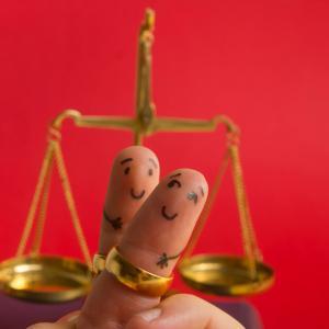 Как мъжете преживяват развода?