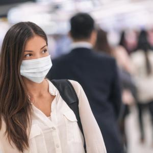 Многократните медицински маски трябва да се поддържат добре