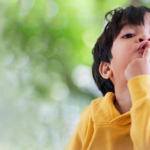 Как да помогнем на детето да проговори