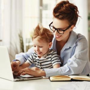 Най-добрите професии за заети майки