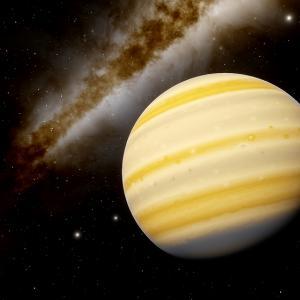 Новооткрита екзопланета е преживяла смъртта на своята звезда