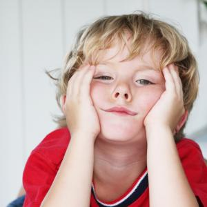 Какво да правим, когато на детето му е скучно?