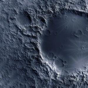 Находка в лунните кратери може да промени представите ни за произхода на Луната