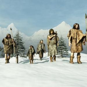 Населението на Европа се променило рязко в края на ледниковия период