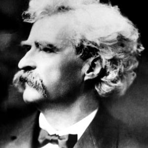 Марк Твен за краткостта на живота
