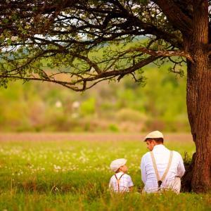 Виц: Същността на родителството