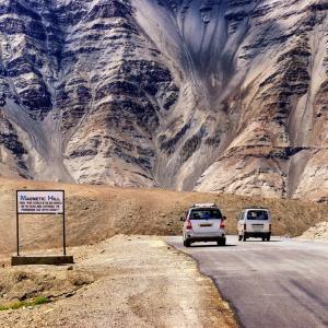 Мистерията на странните гравитационни хълмове
