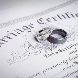 Историята на брака