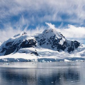 Южният полюс се е затоплил над три пъти повече от останалата част от света