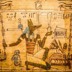 Египетската книга на мъртвите: наръчник за подземния свят
