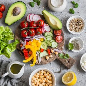 Свързаха средиземноморската диета с по-бистрия ум на старини