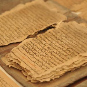 Грегъри Хейуърт: Как разкривам тайните на древните текстове