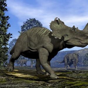 Откриха следи от рак в динозавър за първи път
