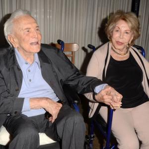 Кърк Дъглас за брака и любовта
