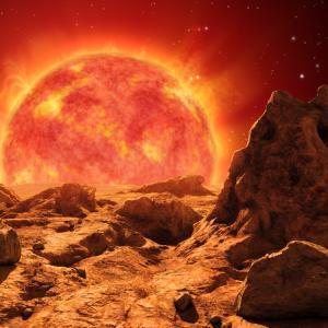 Защо на Земята има повече звезден прах от червени гиганти, отколкото на метеоритите?