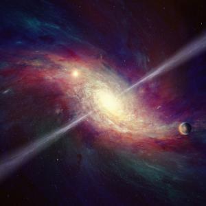 Как се влюбих в квазарите, блазарите и невероятната ни Вселена